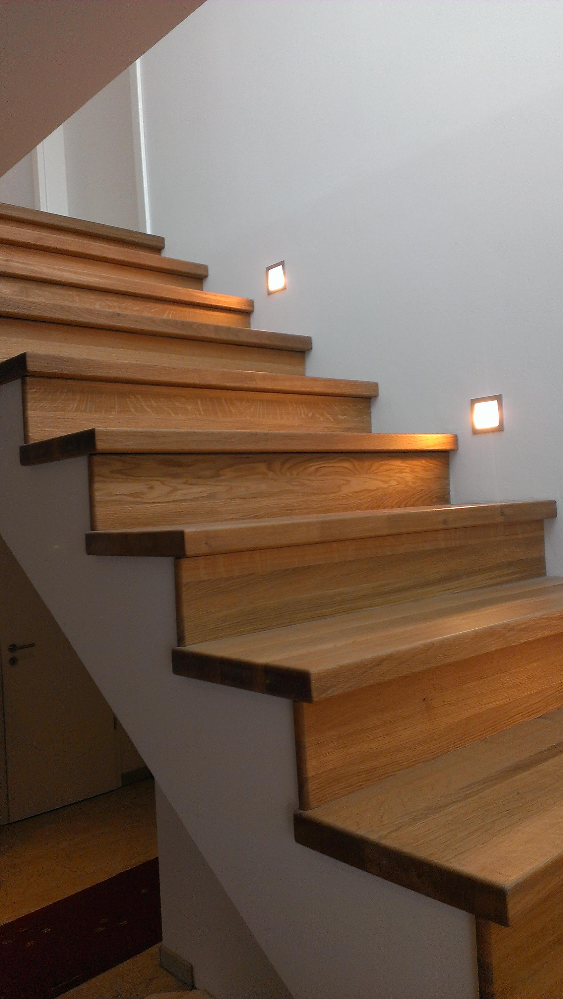 treppe setzstufe