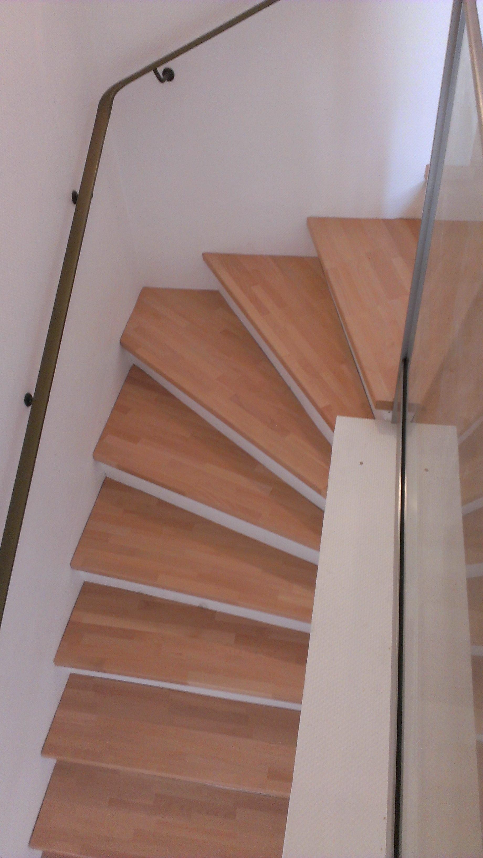 buche treppe